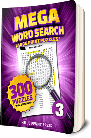 Mega Word Search 3
