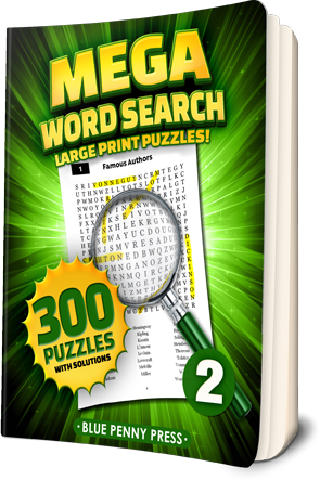 Mega Word Search 2
